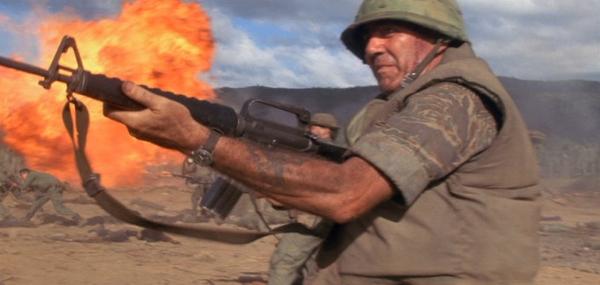 Lee firing